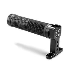 SMALLRIG Top Handle Grip Rubber with Top Cold Shoe Base for