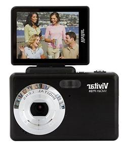 Vivitar 14MP Digital Camera w/ Flip Screen - Color and Style