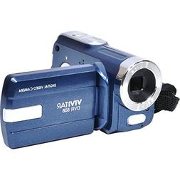 Vivitar DVR-508 High Definition Digital Video Camcorder, Col
