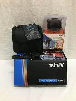 Vivitar Full HD Action Camera, DVR786HD-BLK