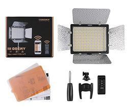 YONGNUO YN300 III YN-300 III LED Camera Video Light with Adj