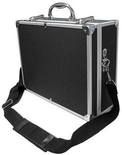 Zeikos ZE-HC18 Deluxe Small Hard Shell Case With Extra Prote