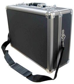 Zeikos ZE-HC36 Deluxe Medium Hard Shell Case With Extra Padd