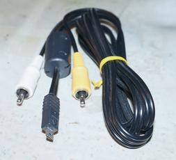 Panasonic A/V Cable For Certain Lumix Digital Cameras