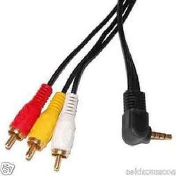 AV Cable for Sony CCD-TRV338, CCD-TRV608 Camcorder