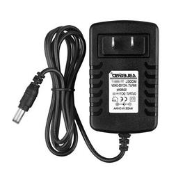 AT LCC AC//DC Adapter Fits Sharp Viewcam vl-ah60 View Cam Hi8 LCD Screen Camcorder Video Camera Power Supply Cord Cable PS Wall Home Charger