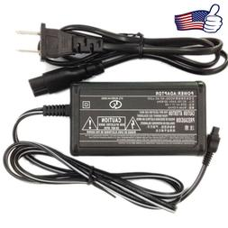 AC Adapter DC Battery Power Charger For Sony Camcorder AC-L2
