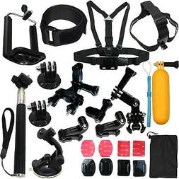Accessories Kit Mount for Gopro go pro hero 8 7 6 5 Session