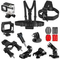 Accessories set for Gopro go pro hero 3 4 6 5 Session SJCAM