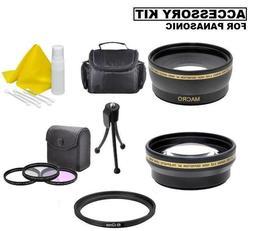 Accessory Kit For Panasonic HC-WX970 HC-X920  HC-X900 HC-VX8