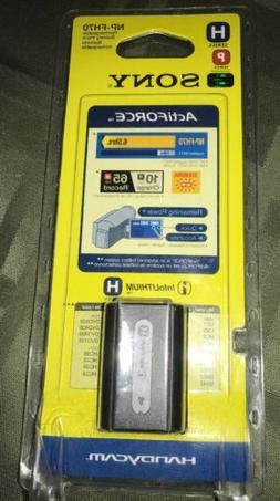 Sony Actiforce  Li-Ion Camcorder Handycam InfoLithium Batter