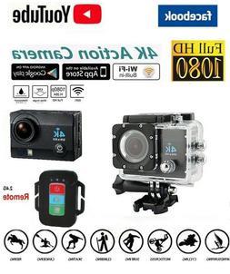 Action Camcorder EKEN H9R 1080P WiFi Helmet Sport Camera Wat