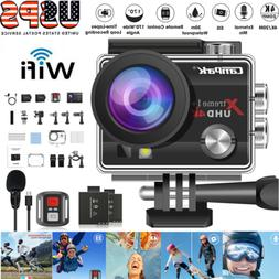 Ultra 4K Action Camcorder HD 1080P Waterproof Sport Camera a