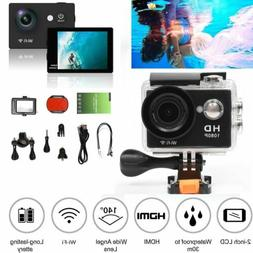 Eken Action Camera Sports Camcorders Ultra HD 4K Wifi Underw