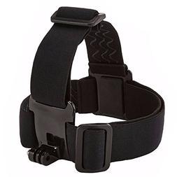 TOOGOO Action Camera Head strap mount For Go Pro SJ5000 Spor