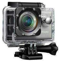 Difini Action Camera 4K WiFi Ultra HD Waterproof Sport Camer
