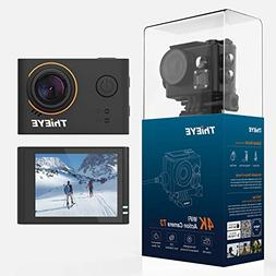 ThiEYE 4K Action Camera WiFi Waterproof Sports Video Camcord