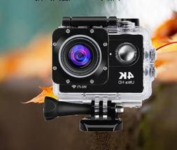 TEC.BEAN 4K Sport Action Camera 16MP WIFI Waterproof Camera