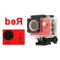 Adventure Cam Elite 4K UHD Waterproof Action Camera w/Remote