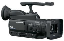 Panasonic Professional AG-HMC40 AVCHD Camcorder with 10.6 MP