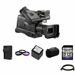 Panasonic AG-HMC80 Digital Camcorder - 2.7 LCD - CMOS - Full