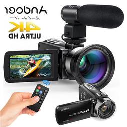 Andoer FULL HD 1080P 24MP Digital Video Camera DV Camcorder