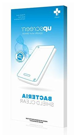 upscreen Bacteria Shield Clear Screen Protector for Topaz T-