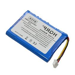 HQRP Battery for Flip MinoHD 2rd Generation Video Camera M21