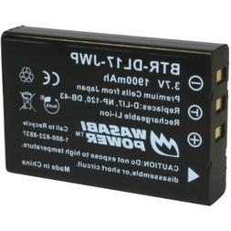Wasabi Power Battery for Toshiba PX1657, PA3791U, and Camile