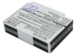 Battery ABT2W for Pure Flip Video UltraHD 8GB, FVU2120B, U31