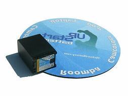 Battery for Canon HF G20, VIXIA HF100, HF M41, HF21, HF11, H