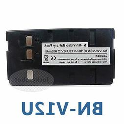New Battery for Panasonic PV-L453D VHS Camcorder New
