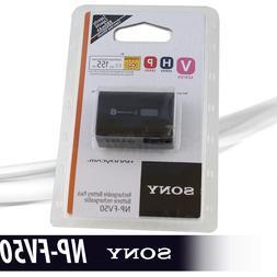 Battery NP-FV50 for SONY Camcorder Handycam NP-FV30 NP-FV70