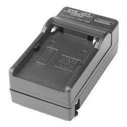 Battery Power Charger for HITACHI VM-H775LE VM-H835LA VM-H84