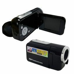 Battery Powered 1080P HD Camcorder Digital Video Camera TFT