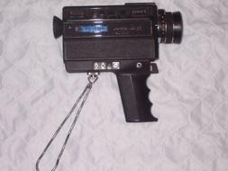 Bell & Howell 8mm Filmosonic Xl 1235 Movie Camera