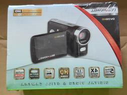 Bell+Howell DV200HD  Digital Zoom Video Camcorder