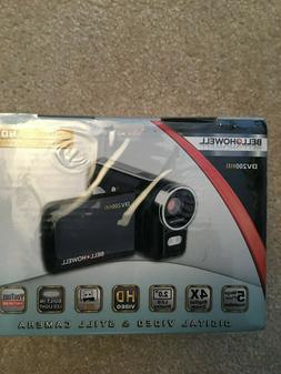 Bell + Howell DV200HD High Definition Camcorder Wide Screen