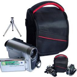 First2savvv black professional heavy duty digital camcorder