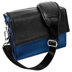 Blue Besteker Portable Digital Video Camcorder Case Shoulder
