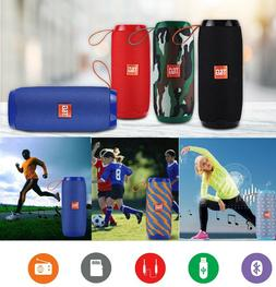 Portable Bluetooth Speakers Wireless Outdoor Super Bass FM R