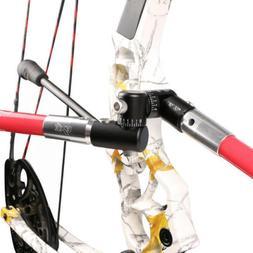 Bow Stabilizer Single Adjustable V-Bar Mount Quick Disconnec