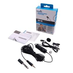 BOYA  BY-M1 Condenser Lavalier Clip-on Microphone for Phone