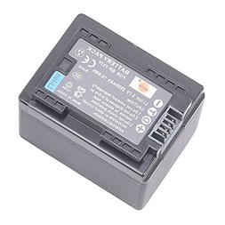 DSTE BP-727 Fully Decoded Li-ion Battery for Canon CG-700 VI
