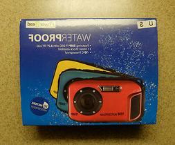 """PowerLead BP88 Digital Video Waterproof Camera 2.7"""" TFT Scre"""