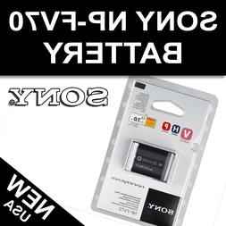 BRAND NEW Battery NP-FV70 for SONY Camcorder Handycam NP-FV3