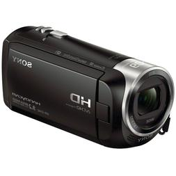Brand NEW Sony HDR-CX440 1080p HD 8GB Internal Memory Black