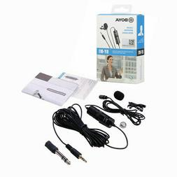 by m1 lavalier microphone for canon nikon