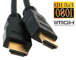 C&E TOOGOO 6' 2M Gold Plated HDMI 1.3 1080p Premium Cable HD