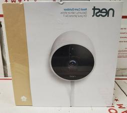 Nest Cam Outdoor Security Camera - NC2100ES - Brand new, Fac